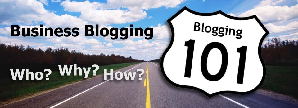 business blogging: who? why? how?