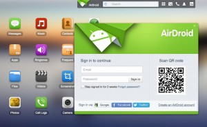 Airdroid: Don't waste your life typing with your thumbs